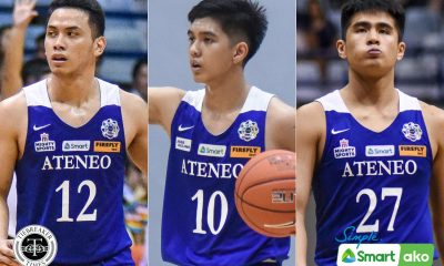 Tiebreaker Times Baldwin believes Padrigao has better court vision than past Ateneo floor generals ADMU Basketball News UAAP  UAAP Season 84 Men's bASKETBALL UAAP Season 84 Tab Baldwin Forthsky Padrigao Ateneo Men's Basketball