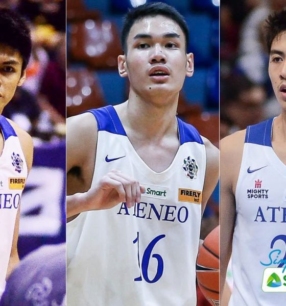 Tiebreaker Times Baldwin sees Lazaro as 'taller' Mamu, 'smaller' Navarro ADMU Basketball News UAAP  UAAP Season 84 Men's bASKETBALL UAAP Season 84 Tab Baldwin Joshua Lazaro Ateneo Men's Basketball