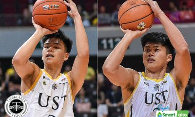 Tiebreaker Times SOURCES: Brent Paraiso, Ira Bataller close in on Letran transfer Basketball CSJL NCAA News UAAP UST  UST Men's Basketball NCAA Season 97 Seniors Basketball NCAA Season 97 Letran Seniors Basketball Ira Bataller Brent Paraiso