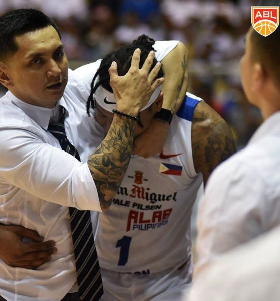 Tiebreaker Times Winners Win: Ray Parks forever grateful to father-figure Jimmy Alapag ABL Alab Pilipinas Basketball News  Jimmy Alapag Bobby Ray Parks Jr.