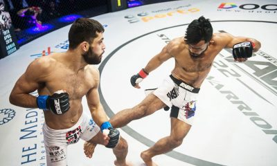 Tiebreaker Times Rolando Dy flies to Bahrain, to take on Irish foe in BRAVE CF Brave CF Mixed Martial Arts News  Rolando Dy Maciek Gierszewski Brave CF 42