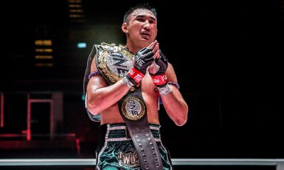 Tiebreaker Times Petchmorakot looks to keep win streak alive at ONE: A New Breed III Muay Thai News ONE Championship  Petchmorakot Petchyindee Academy ONE: A New Breed