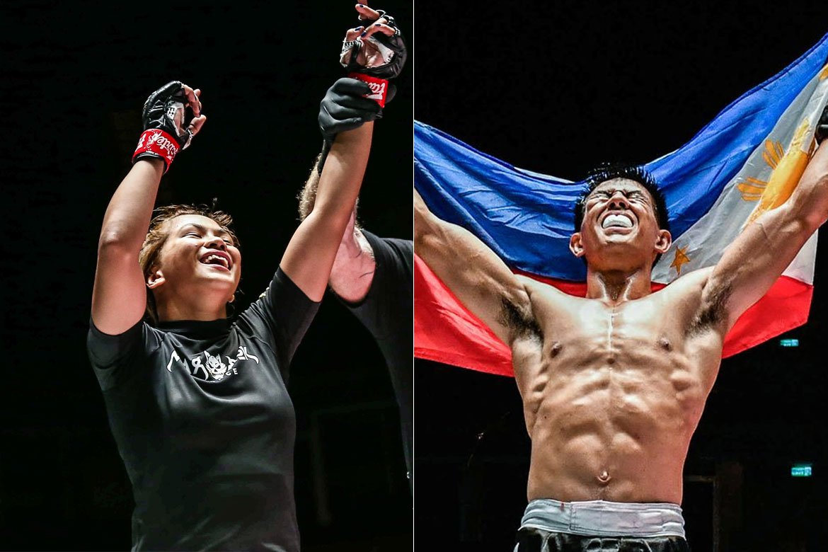 Tiebreaker Times Zamboanga siblings Drex and Denice target Christmas homecoming Mixed Martial Arts News ONE Championship  ONE: A New Breed Drex Zamboanga Denice Zamboanga