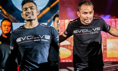 Tiebreaker Times Evolve's Khan, DSA added to ONE: Reign of Dynasties Mixed Martial Arts News ONE Championship  Rahul Raju Murugan Silvarajoo Hexigetu Evolve MMA Eko Roni Saputra Dejdamrong Sor Amnuaysirichoke Amir Khan