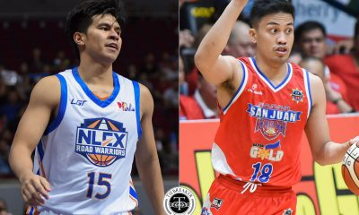 Tiebreaker Times Kiefer Ravena expects big things from veteran-rookie Mike Ayonayon Basketball News PBA  PBA Season 45 NLEX Road Warriors Mike Ayonayon Kiefer Ravena Coronavirus Pandemic