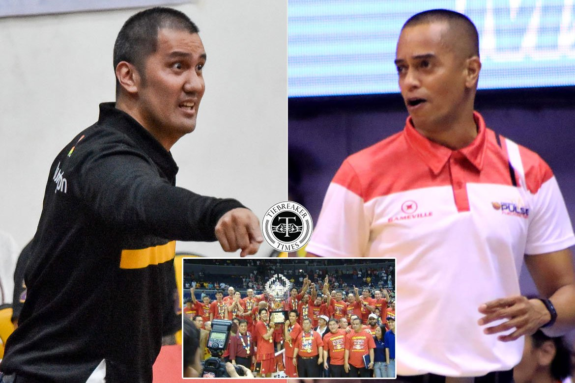 Tiebreaker Times Battles in Red Bull led to Topex Robinson getting Rich Alvarez in Phoenix Basketball News PBA  Topex Robinson Rich Alvarez Phoenix Fuel Masters PBA Season 45