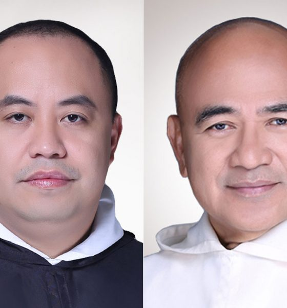 Tiebreaker Times Fr. Rodel Cansancio appointed new IPEA head News UAAP UST  UST IPEA Fr. Rodel Cansancio OP Fr. Ermito G. De Sagon OP