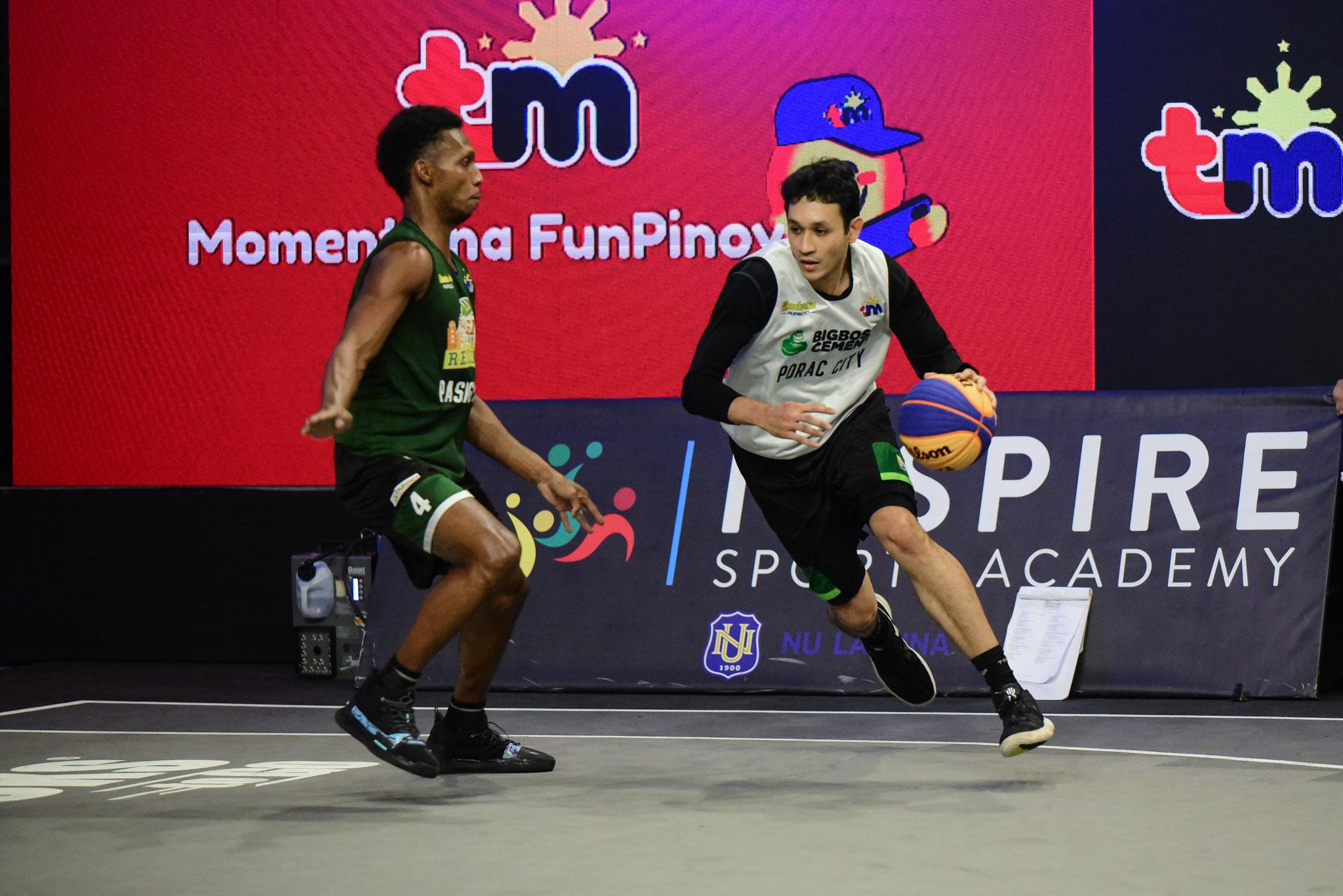 Chooks-to-Go-Pilipinas-3X3-Leg-2-Pasig-vs-Porac-Ababou Big Boss Cement-Porac still adjusting to loaded team, 'soft calls' in Chooks 3x3 3x3 Basketball Chooks-to-Go Pilipinas 3x3 News  - philippine sports news