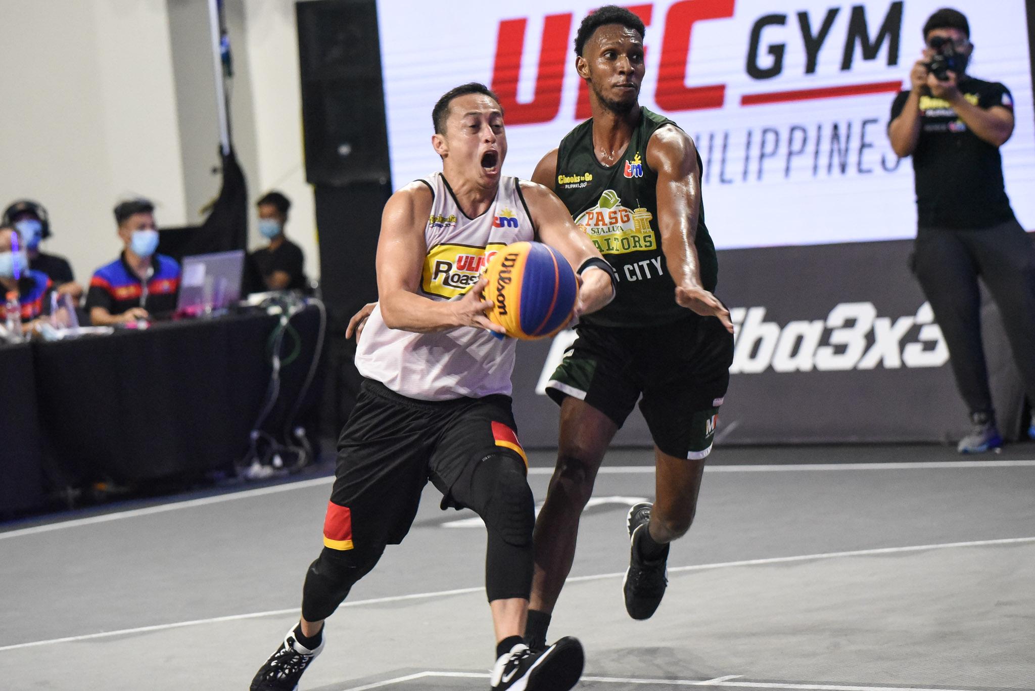 Chooks-to-Go-Pilipinas-3X3-Leg-3-Pasig-vs-Butuan-Lanete At 41, UR-Butuan's Chico Lanete still got it 3x3 Basketball Chooks-to-Go Pilipinas 3x3 News  - philippine sports news