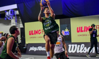 Tiebreaker Times Palayan City sweeps Chooks 3x3 Leg 1 Pool C 3x3 Basketball News  Uling Roasters-Butuan City Sta. Lucia Lady Realtors Renz Palma Petra Cement-Roxas City Rockies palayan city Pagadian Rocky Sports Felix Apreku Coronavirus Pandemic Bacolod Master Sardines Alfred Batino 2020 Chooks-to-Go President's Cup 2020 Chooks-to-Go Pilipinas 3x3 Season