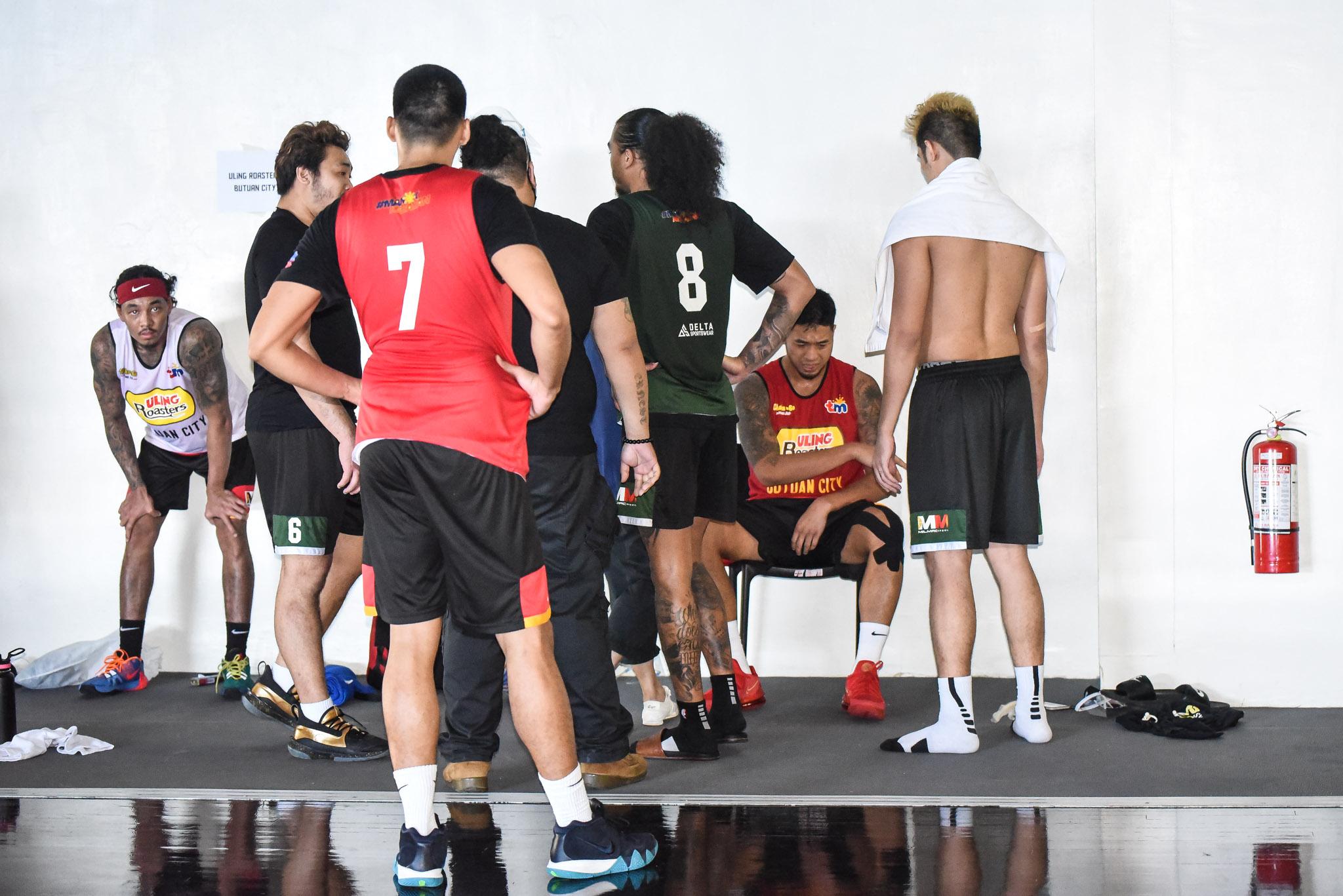 Chooks-to-Go-Pilipinas-3X3-Scuffle-4 In-game trash talk led to Nueva Ecija-Butuan backstage scuffle 3x3 Basketball Chooks-to-Go Pilipinas 3x3 News  - philippine sports news
