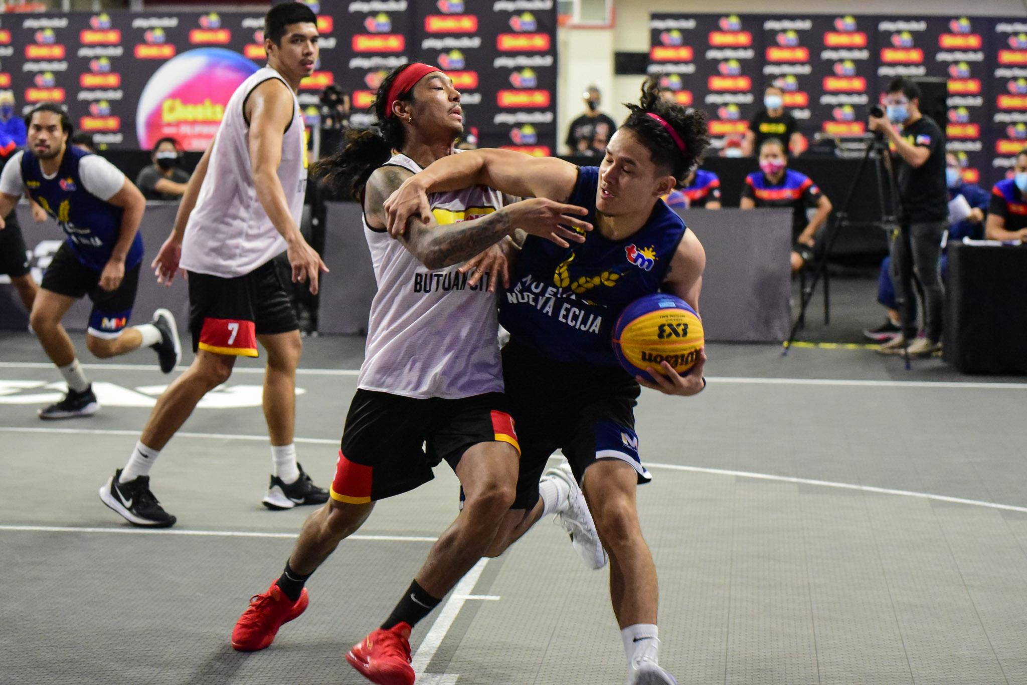 Chooks-to-Go-Pilipinas-3X3-Zamboanga-Chooks-vs-Butuan-Gomez-de-Liano Justine Baltazar in Pampanga Delta lineup Basketball DLSU NBL News UAAP  - philippine sports news