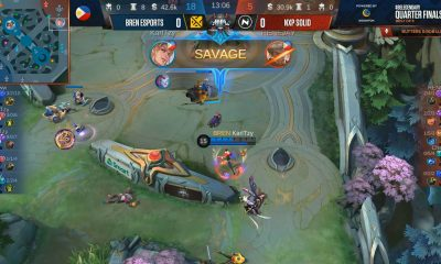 Tiebreaker Times KarlTzy records first savage, powers BREN Esports to MPL-PH showdown with ONIC ESports Mobile Legends News  Ribo Renejay NXP Solid MPL-PH Season 6 MB KarlTzy H2Wo Duckey BREN Esports