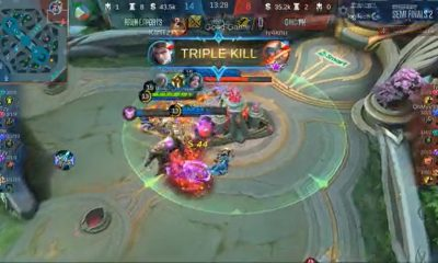 Tiebreaker Times KarlTzy carries BREN Esports to MPL-PH Finals, sets date with ex-team SMART Omega ESports Mobile Legends News  Ribo Pheww ONIC PH MPL-PH Season 6 Lusty KarlTzy Flaptzy Ejhay BREN Esports
