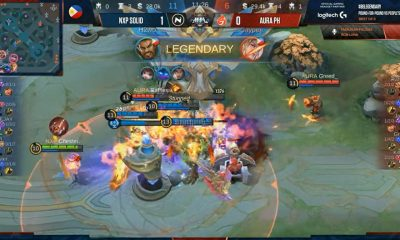 Tiebreaker Times NXP Solid continues heater, stuns AURA PH in MPL-PH ESports Mobile Legends News  Yawi x.borg Smart Omega ruby ONIC PH NXP Solid MPL-PH Season 6 MB Jaypee H2Wo Greed_ Chester BNK Blufire Blacklist International Aura PH
