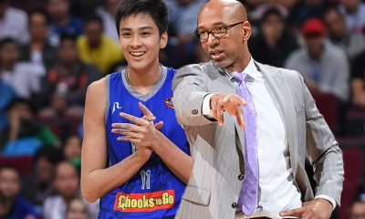 Tiebreaker Times With Kai Sotto leading, Monty Williams believes Philippines can be next Canada in NBA Basketball NBA Philippines News  Phoenix Suns Monty Williams Kai Sotto G League Ignite 2020-21 NBA G-League Season