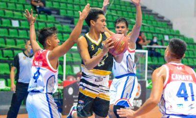 Tiebreaker Times Pampanga's CJ Gania hailed as NBL Season 3 MVP Basketball NBL News  Mitchelle Maynes JR Galit jonathan del rosario Jayson Apolonio Ervin Silverie Encho Serrano Coronavirus Pandemic CJ Gania 2019-20 NBL Presidents Cup