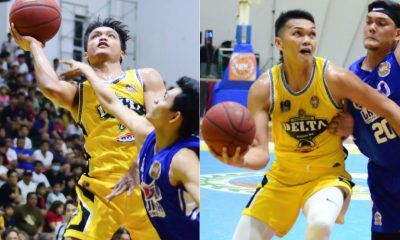 Tiebreaker Times Pampanga Delta to miss collegiate stars in NBL Finals Basketball NBL News  Rhanzelle Yong Pampanga Delta Neil Tolentino Justine Baltazar John Lloyd Clemente Encho Serrano Bryan Santos 2019-20 NBL Presidents Cup