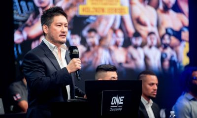 Tiebreaker Times How Chatri Sityodtong inspired the world through martial arts News ONE Championship  Chatri Sityodtong