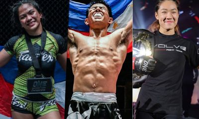 Tiebreaker Times Drex Zamboanga backs sis Denice, joins call for Angela Lee to vacate ONE belt Mixed Martial Arts News ONE Championship  Drex Zamboanga Denice Zamboanga Angela Lee