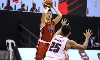 Tiebreaker Times PBA reports: Blackwater player turns out negative for COVID-19 Basketball News PBA  PBA Season 45 Coronavirus Pandemic Blackwater Elite