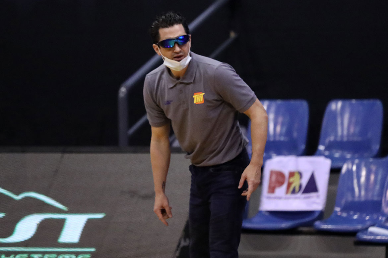 PBA-Season-45-Alaska-vs-TNT-Mark-Dickel Chot Reyes says MVP's offer to coach TNT was 'unexpected' Basketball News PBA  - philippine sports news