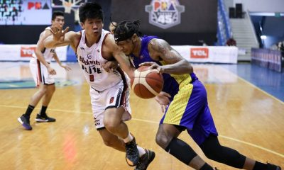 Tiebreaker Times Mark Dickel on Ray Parks: 'I think he can go down as one of the great players' Basketball News PBA  TNT Tropang Giga PBA Season 45 Mark Dickel Coronavirus Pandemic Bobby Ray Parks Jr.