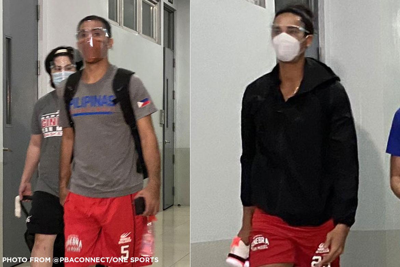 PBA-Season-45-Ginebra-LA-Tenorio-x-Japeth-Aguilar-2 Best of 2020: One Ginebra nation Bandwagon Wire Basketball PBA  - philippine sports news