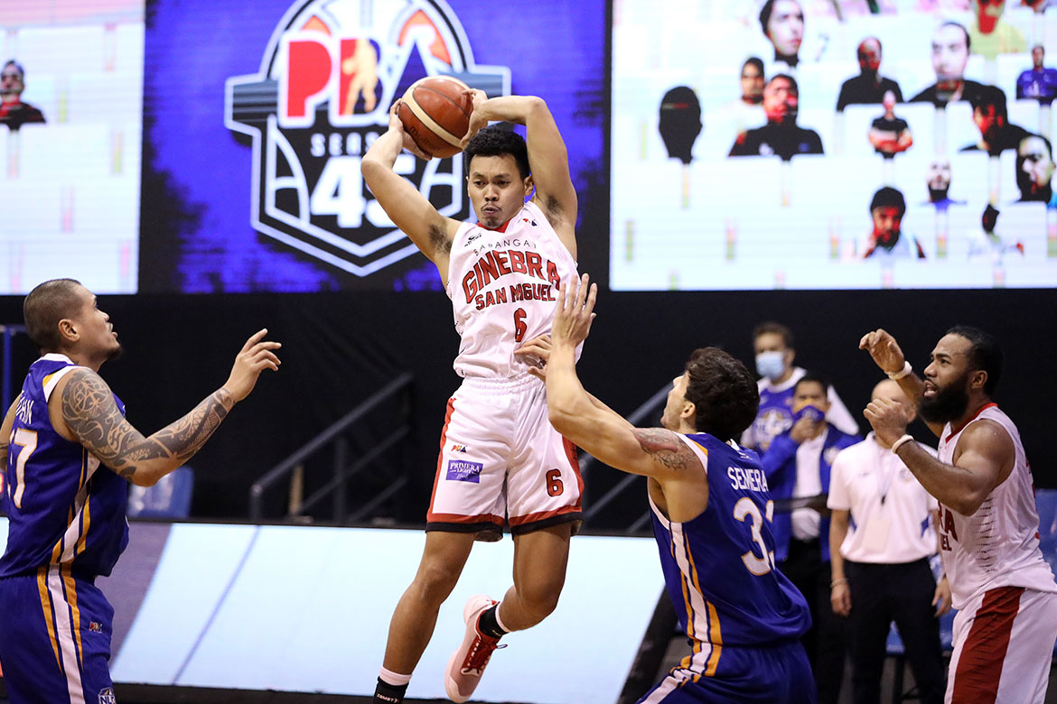 PBA-Season-45-Ginebra-def-NLEX-Scottie-Thompson Black preps Meralco for Pringle: 'Probably the best player in the league' Basketball News PBA  - philippine sports news
