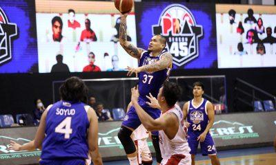 Tiebreaker Times Yeng Guiao tells JR Quinahan after costly ejection: Be more mature Basketball News PBA  Yeng Guiao PBA Season 45 NLEX Road Warriors JR Quinahan Coronavirus Pandemic
