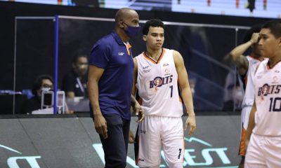 Tiebreaker Times Besides win over NLEX, Norman Black celebrates 32nd anniv of 10K club entry Basketball News PBA  PBA Season 45 Norman Black Meralco Bolts Coronavirus Pandemic