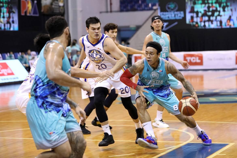 PBA-Season-45-NLEX-vs-Phoenix-Calvin-Abueva Look back on PBA Bubble season -- from Blackwater almost leaving to Ginebra's triumph Bandwagon Wire Basketball PBA  - philippine sports news