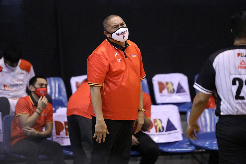 PBA-Season-45-Northport-vs-Rain-or-Shine-pido-jarencio Look back on PBA Bubble season -- from Blackwater almost leaving to Ginebra's triumph Bandwagon Wire Basketball PBA  - philippine sports news