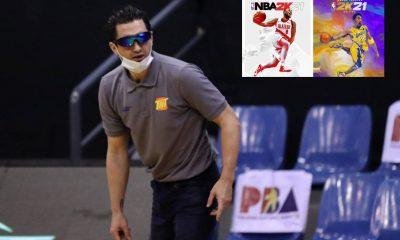 Tiebreaker Times How NBA 2K helped Mark Dickel in coaching Basketball News PBA  TNT Tropang Giga PBA Season 45 Mark Dickel Coronavirus Pandemic