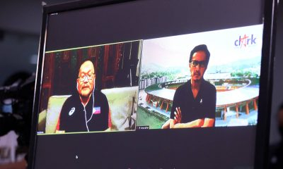 Tiebreaker Times Dr. Canlas stresses: 'Hindi naging positive yung referee' Basketball News PBA  Raul Canlas PBA Season 45 Coronavirus Pandemic
