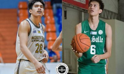 Tiebreaker Times Kevin Quiambao to help Raven Cortez find old form Basketball DLSU News UAAP  UAAP Season 84 Men's bASKETBALL UAAP Season 84 Raven Cortez Kevin Quiambao DLSU Men's Basketball