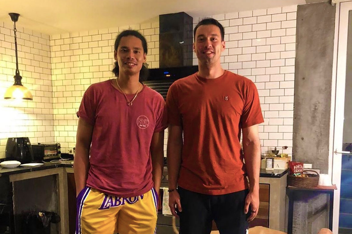 greg-slaughter-and-japeth-aguilar Best of 2020: One Ginebra nation Bandwagon Wire Basketball PBA  - philippine sports news