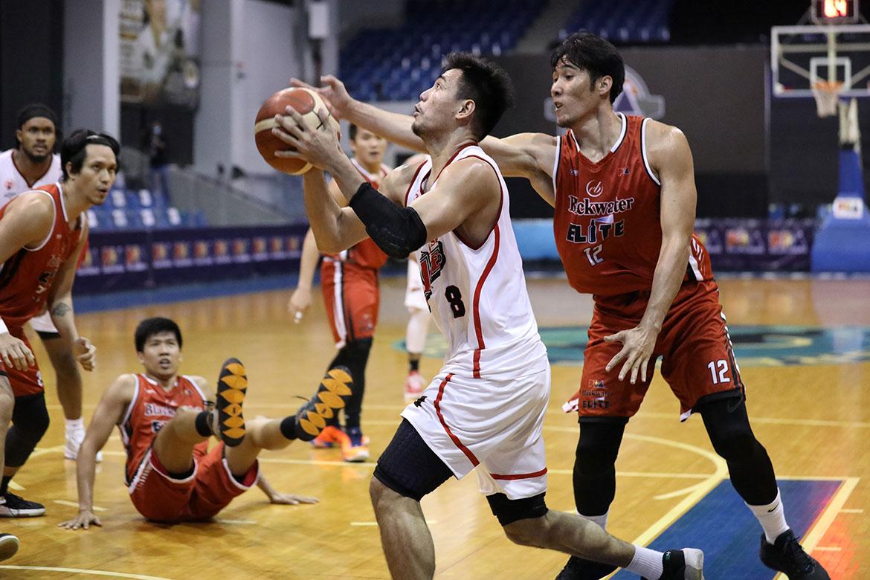 pba-season-45-alaska-vs-blackwater-barkley-ebona TIMELINE: Events leading to alleged PBA's COVID-19 cases Basketball News PBA  - philippine sports news
