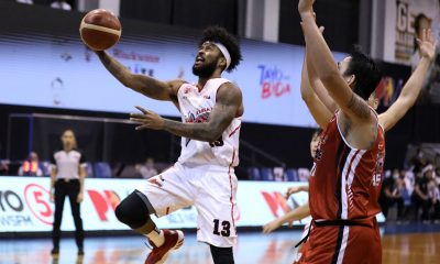 Tiebreaker Times Cariaso did not want to field Ahanmisi, but saw need to get first game out Basketball News PBA  PBA Season 45 Maverick Ahanmisi Jeffrey Cariaso Coronavirus Pandemic Alaska Aces