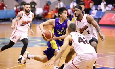 Tiebreaker Times TNT's 'Wolverine' Pogoy earns first PBA Bubble Player of the Week honor Basketball News PBA  Roger Pogoy PBA Season 45 Coronavirus Pandemic Adrian Wong