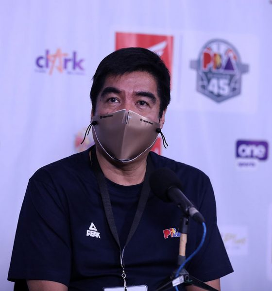 Tiebreaker Times COVID case in bubble a wake-up call for PBA, says Willie Marcial Basketball News PBA  Willie Marcial PBA Season 45 Coronavirus Pandemic