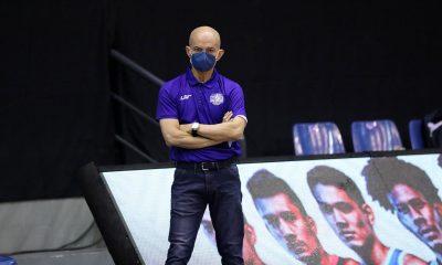 Tiebreaker Times Guiao hopes first COVID case won't tarnish PBA bubble integrity Basketball News PBA  Yeng Guiao PBA Season 45 NLEX Road Warriors Coronavirus Pandemic