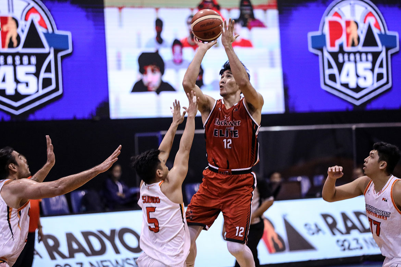 pba-season-45-northport-vs-blackwater-mac-belo Racela remains grateful to Blackwater: 'I just hope they talked to me first' Basketball News PBA  - philippine sports news