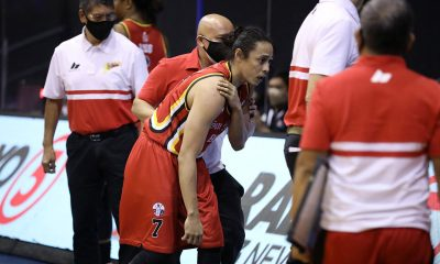 Tiebreaker Times Terrence Romeo ruled out of PBA Bubble season by San Miguel Basketball News PBA  Terrence Romeo San Miguel Beermen PBA Season 45 Coronavirus Pandemic