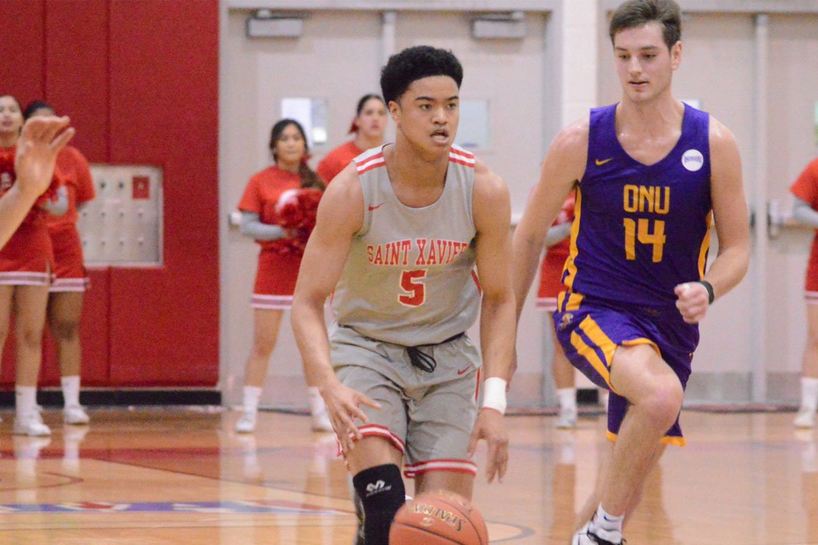 Tiebreaker Times St. Xavier's CJ Payawal to play two-and-through for UE Basketball News UAAP UE  UE Men's Basketball UAAP Season 83 Men's Basketball UAAP Season 83 Jack Santiago CJ Payawal