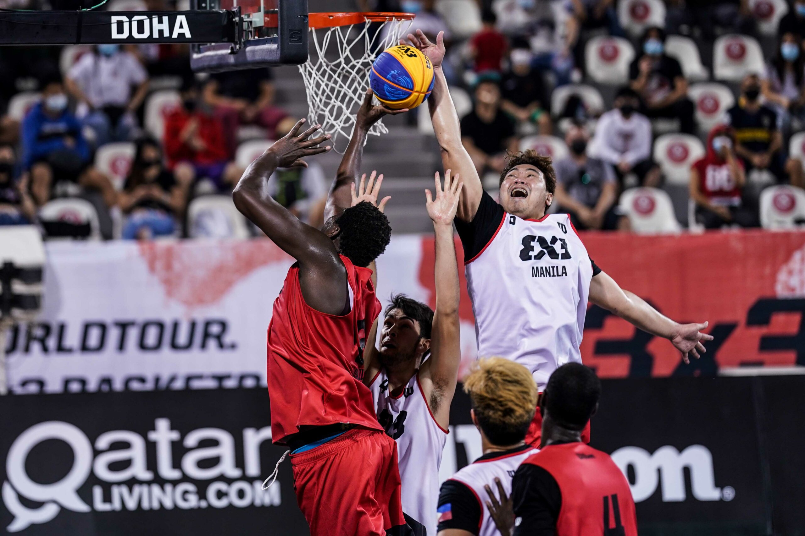 2020-FIBA-3X3-DOHA-WT-Manila-Chooks-TM-vs-Lusail-Pasaol-vs-Ndour-scaled Munzon, Pasaol to bring past experience vs Qatar, France to Gilas 3x3 3x3 Basketball Gilas Pilipinas News  - philippine sports news