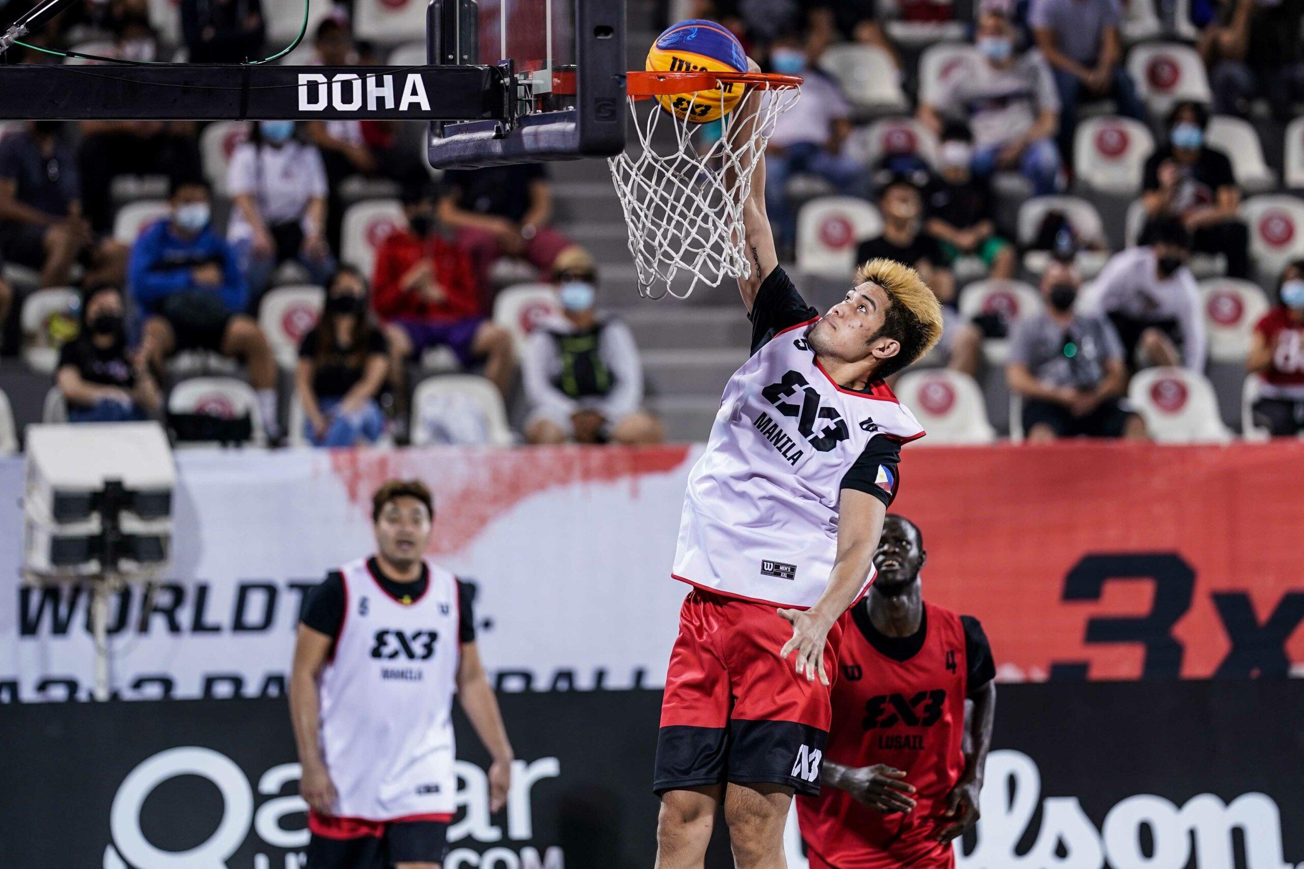 2020-FIBA-3X3-DOHA-WT-Manila-Chooks-TM-vs-Lusail-Santillan-scaled Dehesa, Santillan to push Gilas 3x3 to the limit in Calambubble 2020 Tokyo Olympics 3x3 Basketball Gilas Pilipinas News  - philippine sports news