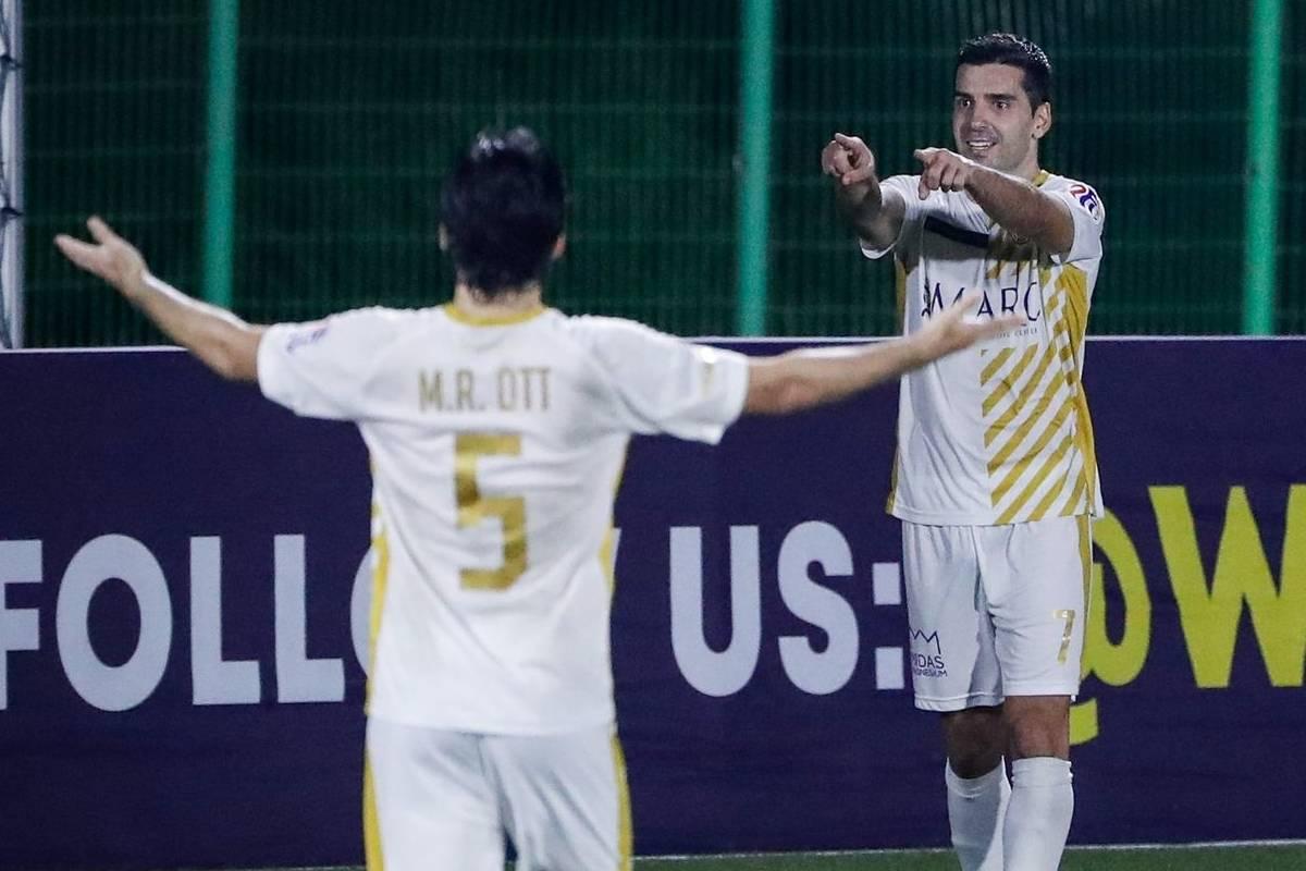 2020-PFL-Season-UCFC-def-Stallion-Bienve-Maranon Bienve Marañon keeps positive mindset despite delay in naturalization Football News PFL Philippine Azkals  - philippine sports news