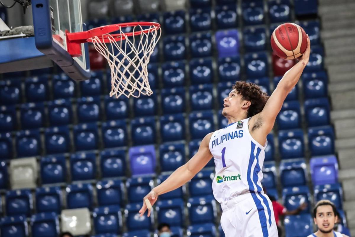 2021-FIBA-Asia-Cup-Qualifiers-Gilas-def-Thailand-Juan-Gomez-de-Liano Juan GDL signs with B2 team Earth Friends Tokyo Z Basketball News  - philippine sports news