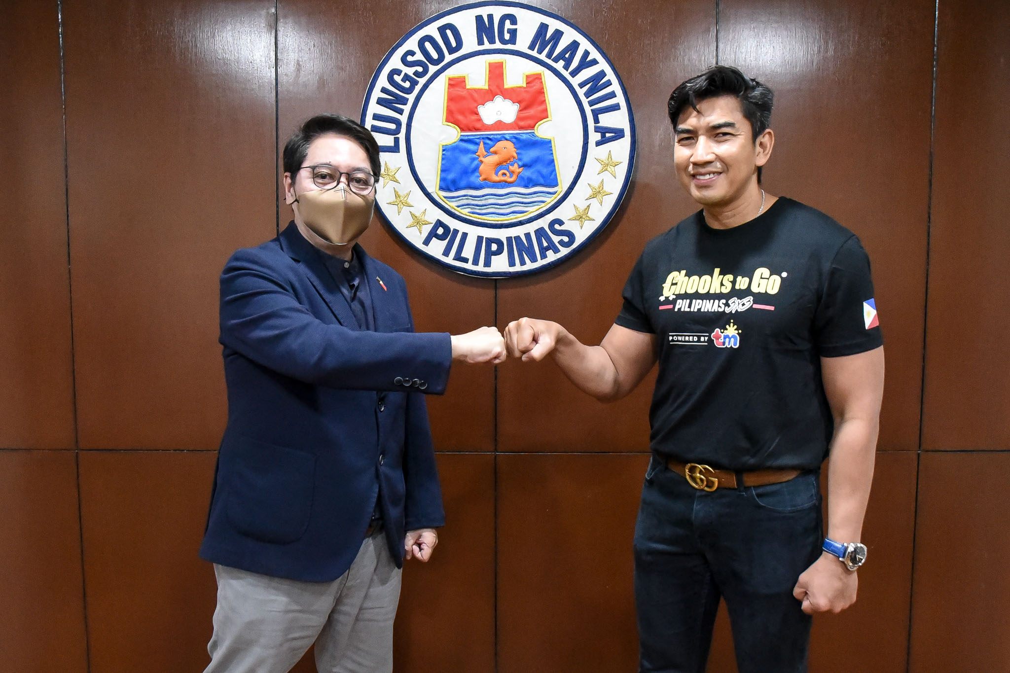Manila-ChooksTM-Courtesy-Call-with-Yorme-Ronald-Mascarinas-and-Aldin-Ayo-1 Aldin Ayo out to prove himself once more 3x3 Basketball Chooks-to-Go Pilipinas 3x3 News  - philippine sports news